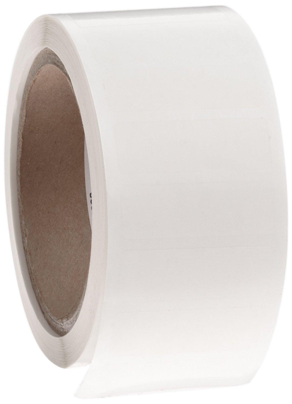 Brady THTOL-172-966B-1 1.77 Width x 0.59 Height B-966B Polyester Overlaminate Gloss Finish Clear Raised Panel Label 1000 per Roll Brady Worldwide Inc.