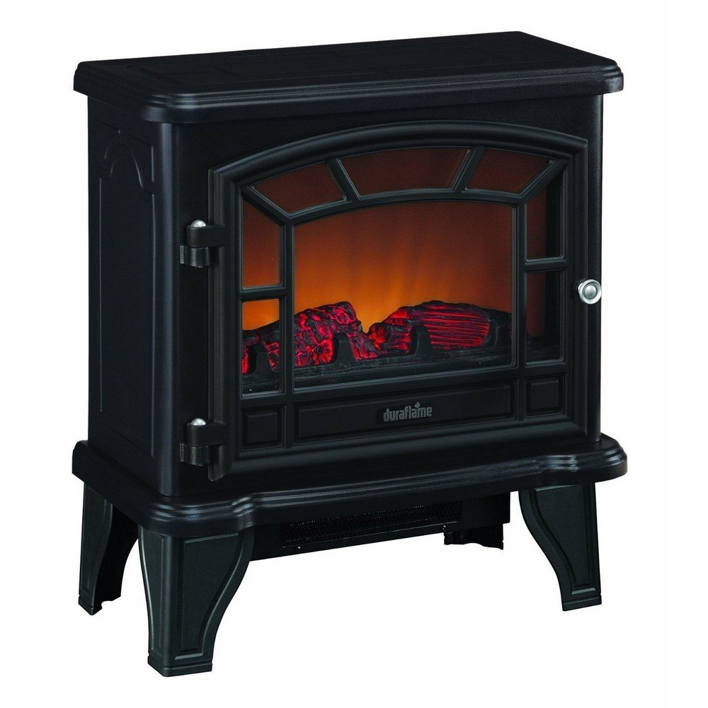 61npU9y7z9L._SL1000_ amazon com duraflame dfs 550 21 blk maxwell electric stove with Old Furnace Wiring Diagram at readyjetset.co