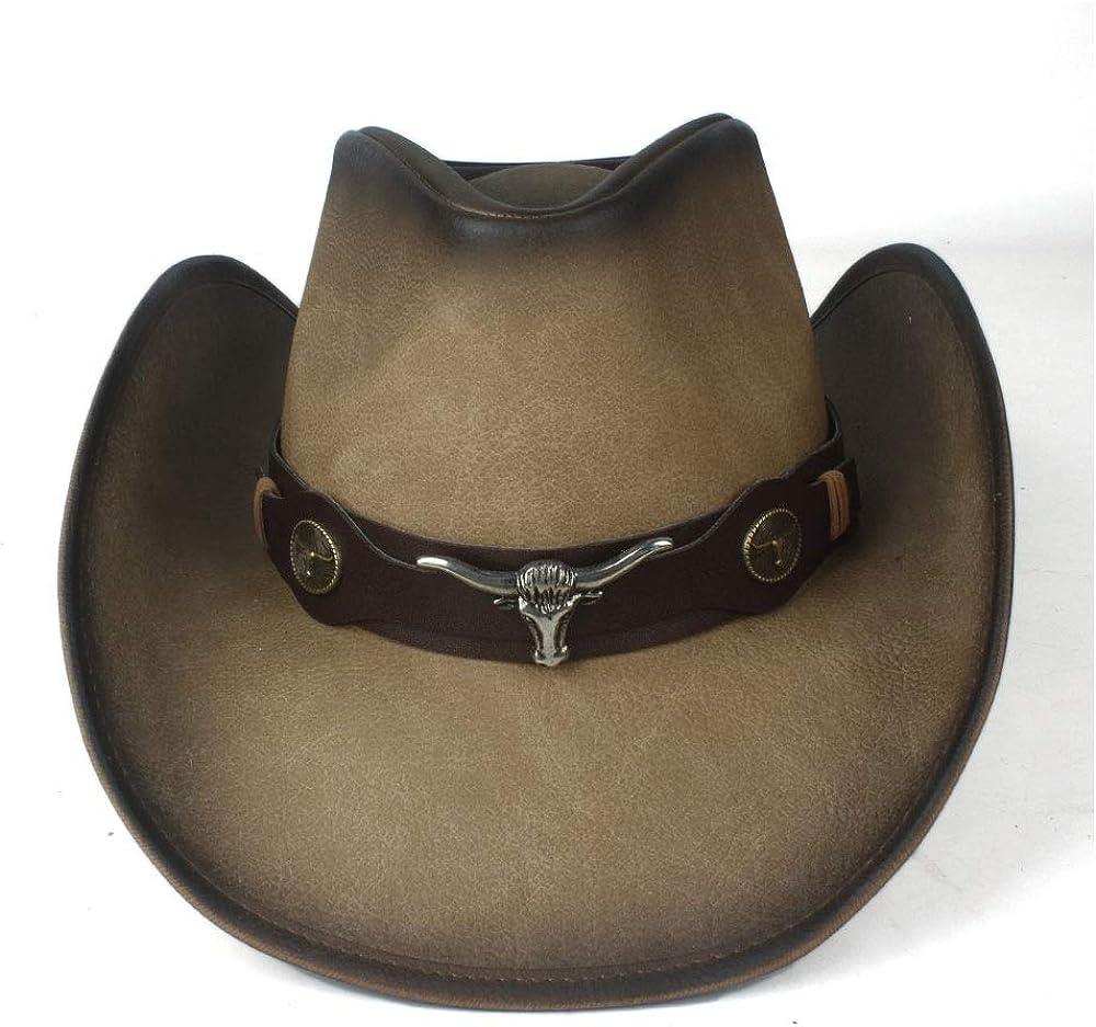 Women Cow Head Leather...