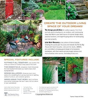 Landscaping Ideas that Work (Taunton's Ideas That Work)