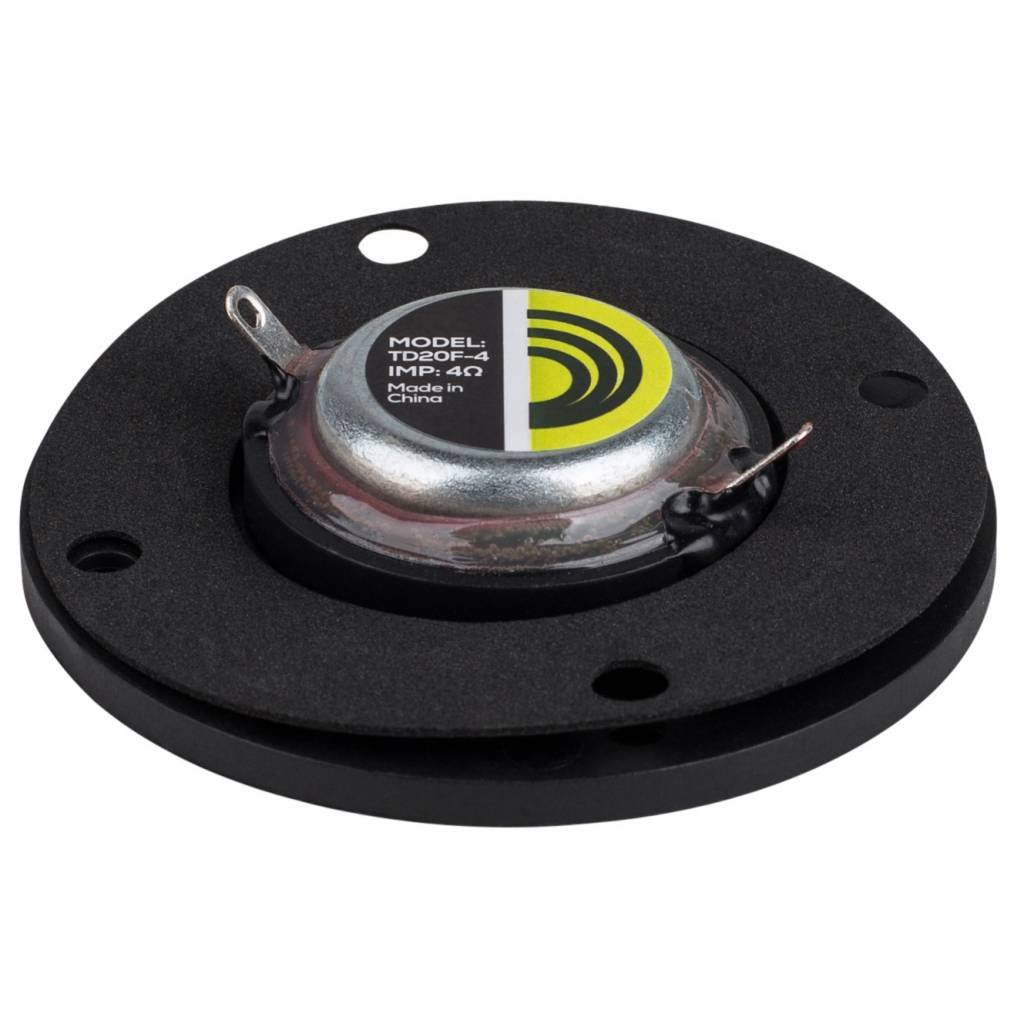 Dayton Audio TD20F-4 3//4 Soft Dome Neodymium Tweeter 4 Ohm