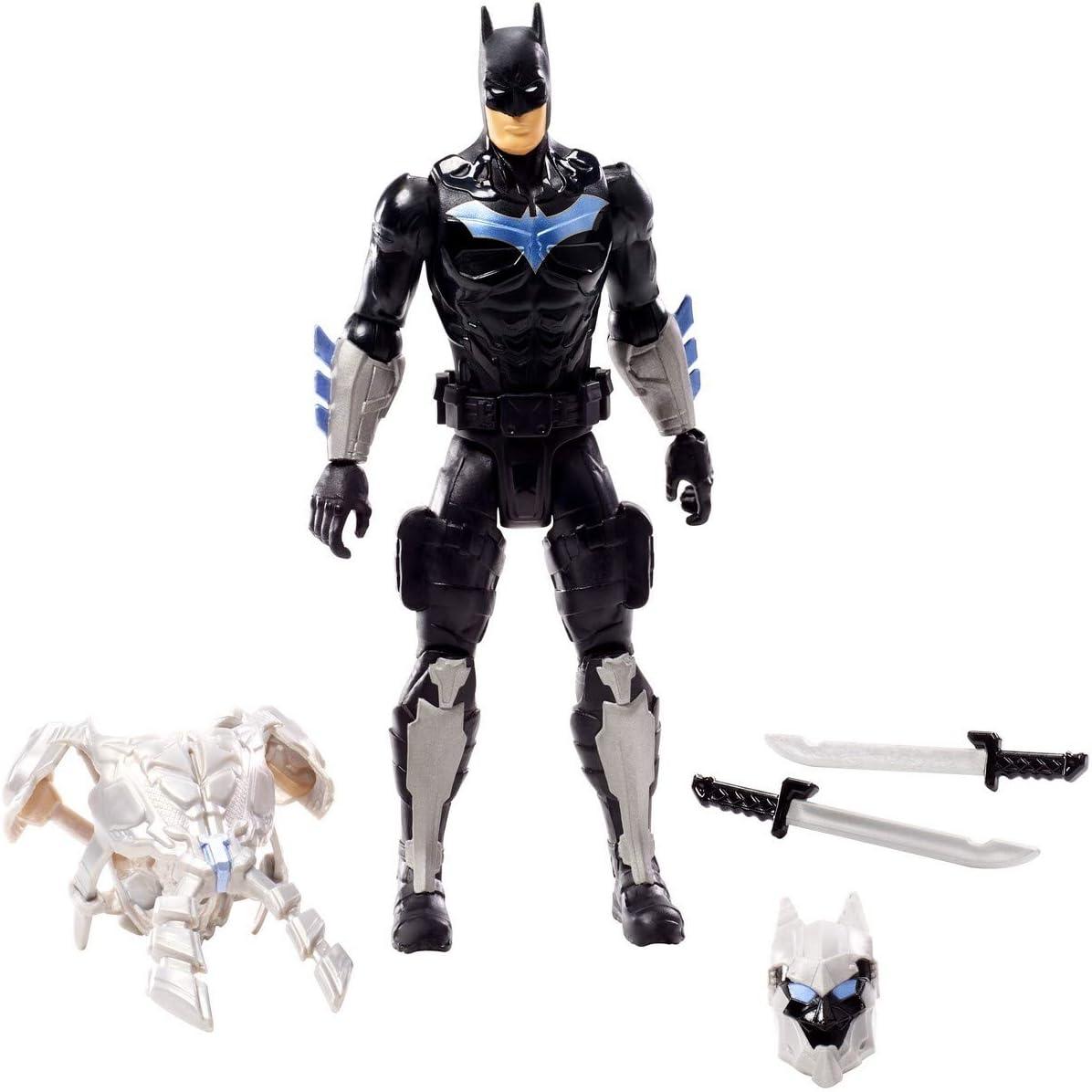 DC Comics Batman Missions Electro Power Batman Action Figure