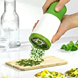 Joyoldelf Herb Mill Grinder Parsley Chopper Shredder, Versatile Kitchen Tools