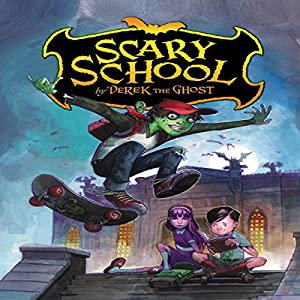 Scary School Audiobook