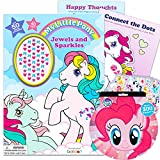 MLP Shop My Little Pony Coloring Book Adult Bundle