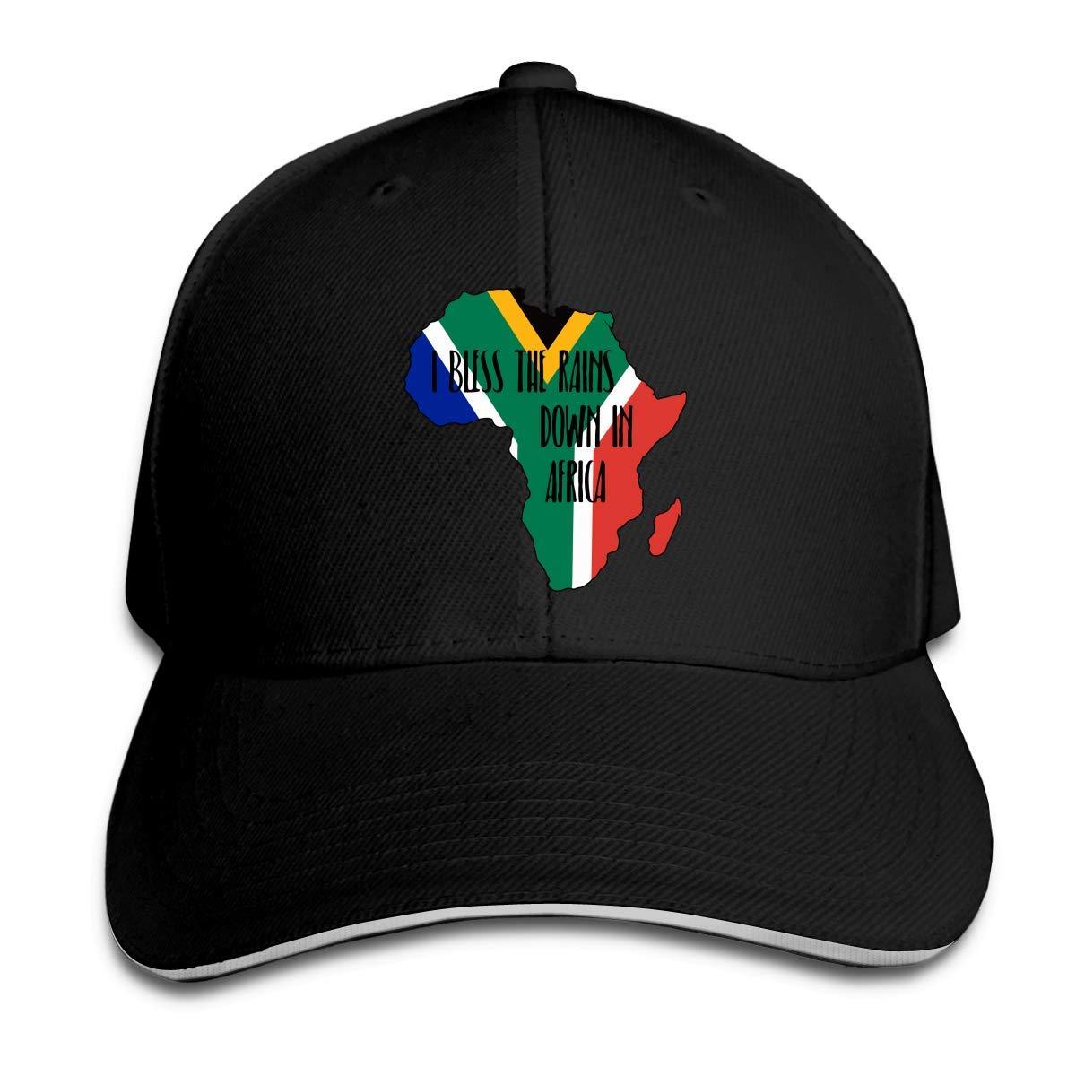 Gorra de béisbol Unisex Bendigo Las Lluvias en África Sombrero de ...
