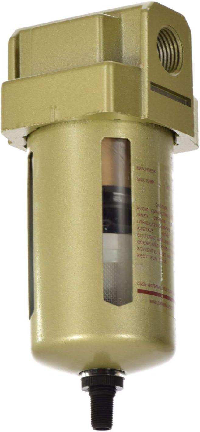 3//8 /'/' Wasserabscheider Abscheider Luftkompressor Filter Feuchtigkeit