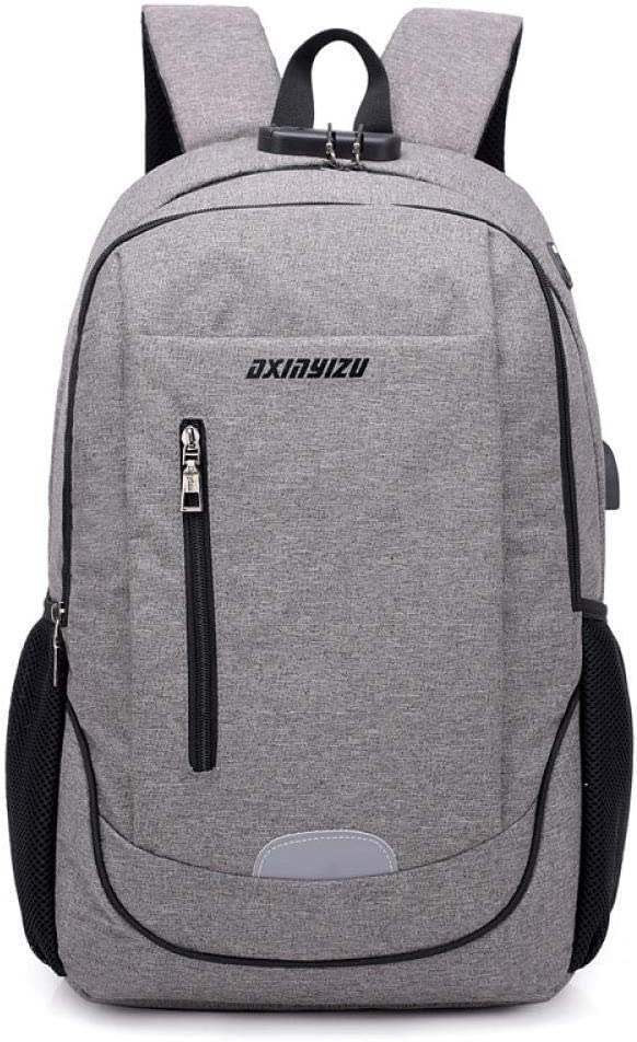 Business Computer Bag Student Bag Anti-Theft MenS Large-Capacity Travel Bag