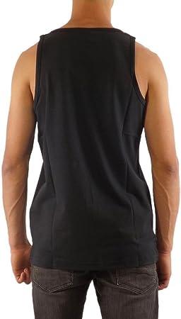 Majestic Camiseta Tirantes (Tank Top) NHL Anaheim Ducks Cotton Graphic Negro