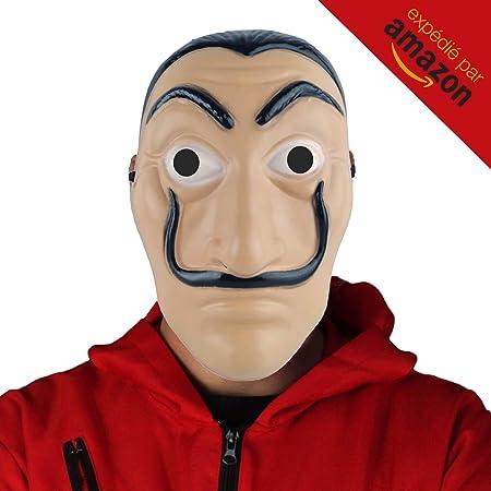 WOW Concept - Máscara Dalí - La CASA De Papel - Plástico ...