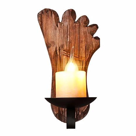 Amazon.com: Avanthika E27 - Lámpara de pared con diseño ...