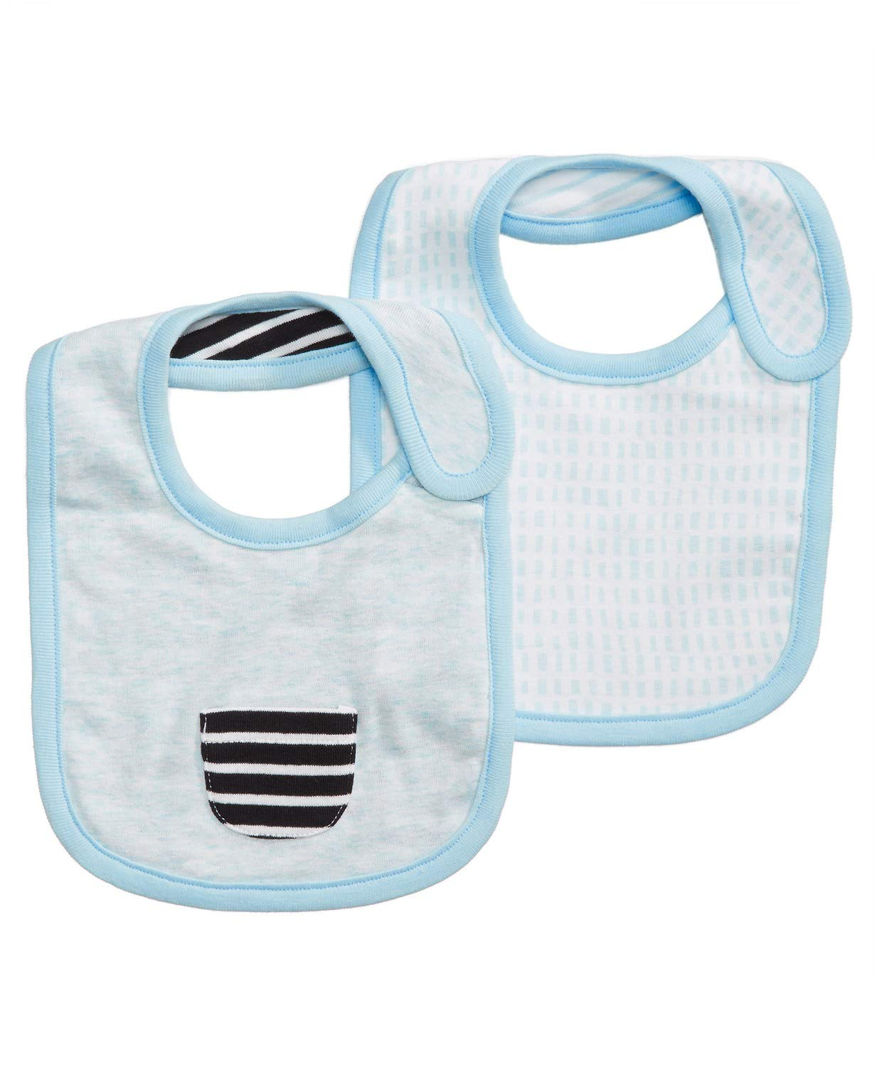 Precious Moments Baby Boys/' 5-Pack Bibs