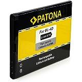 PATONA Batería BL-4D | BL4D para Nokia E5 E5-00 E7 E7-00 N8 N8-00 N97 mini 808 Pure View