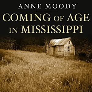 Coming of Age in Mississippi Audiobook