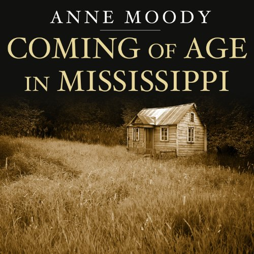 Coming of Age in Mississippi by Tantor Audio