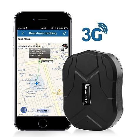 High Quality tracking locator TK905-3G 3G WCDMA GPS Tracker Overspeed Alarm