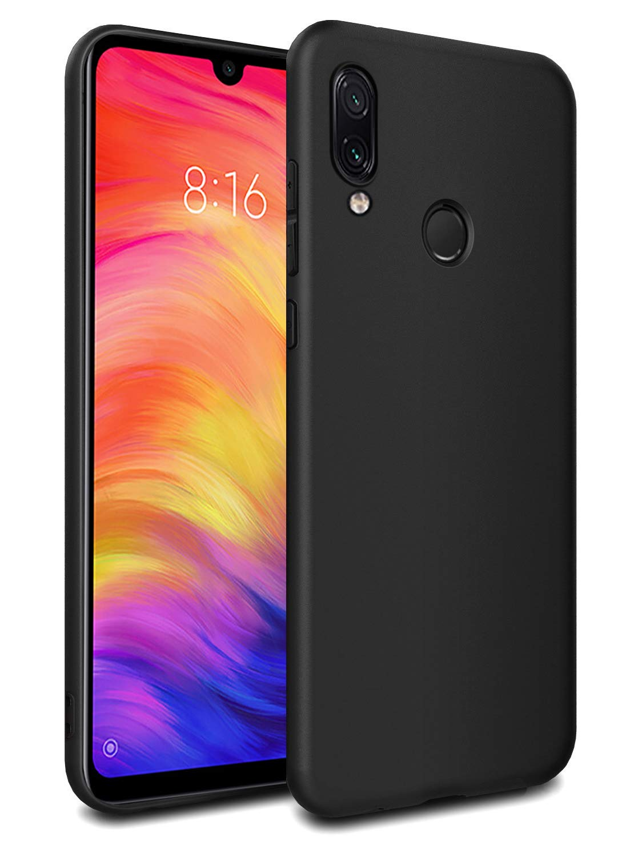 pretty nice b470f adcc1 Febelo Mi Redmi Note 7 / Mi Redmi Note 7 Pro/Mi Redmi Note 7S Case, Matte  Finish Exclusive Ultra Slim Back Cover for Xiaomi Redmi Note 7 / Xiaomi ...