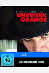 Uhrwerk Orange [Blu-ray] [Import allemand] Blu-ray