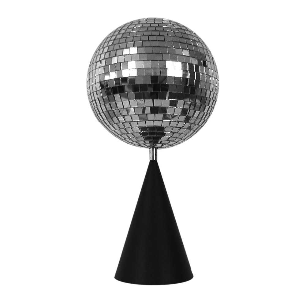 Fortune MBK-8 Table Top/Hanging Mirror Ball Kit, 15.25