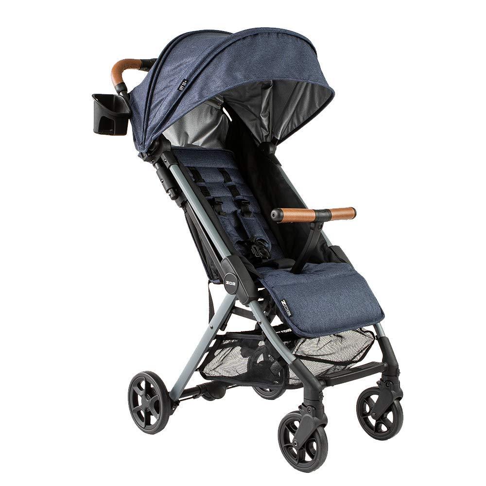 Compact Travel Stroller with Umbrella Zoe Trip Stroller