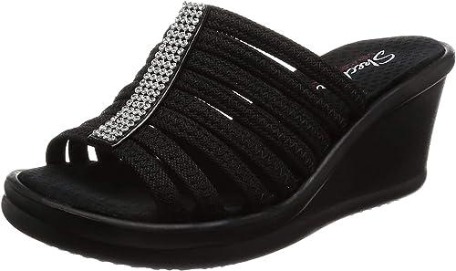 Skechers Women's 38562 Open Toe Sandals