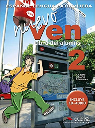 Nuevo Ven 2. Alumno + CD (Spanish Edition) (Spanish)