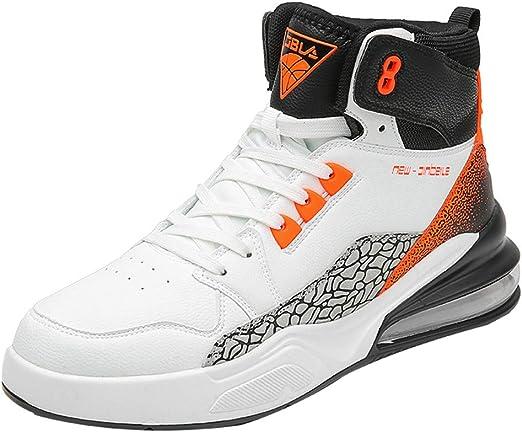 Willsky Botas De Baloncesto para Hombre, Zapatillas De Deporte De ...