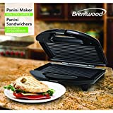 Brentwood Panini Press and Sandwich Maker