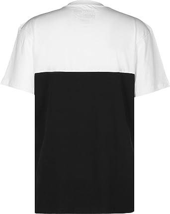 52a93e47 Vans Men's Colorblock Tee T-Shirt: Amazon.co.uk: Clothing