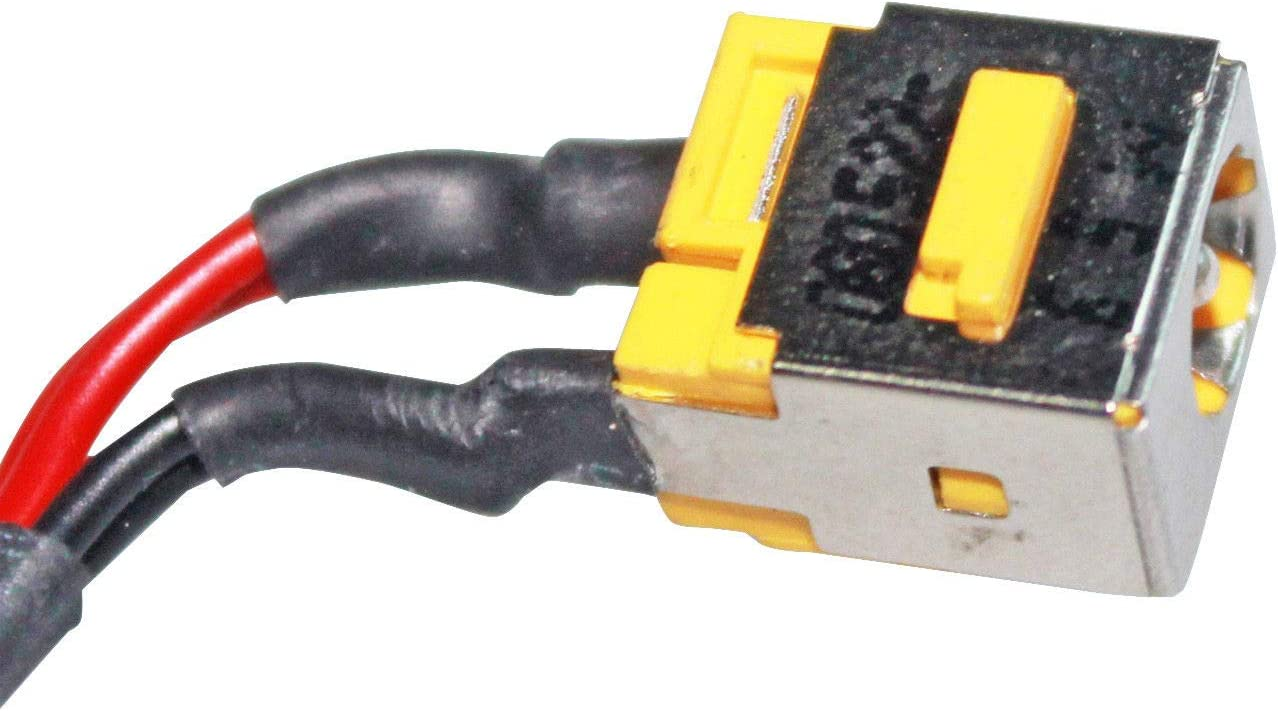 Zahara AC DC in Power Jack Cable Charging Port Connector Replacement for Acer Aspire 5930 5930G 5930Z