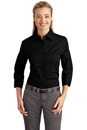Amazon Sleeve Shirt Easy Women's At Care Authority Port 34 wZ7Aq8Rt