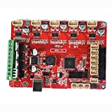 HICTOP 3D Printer Control Board MKS Base V1.3 RepRap Arduino-compatible Mother Board