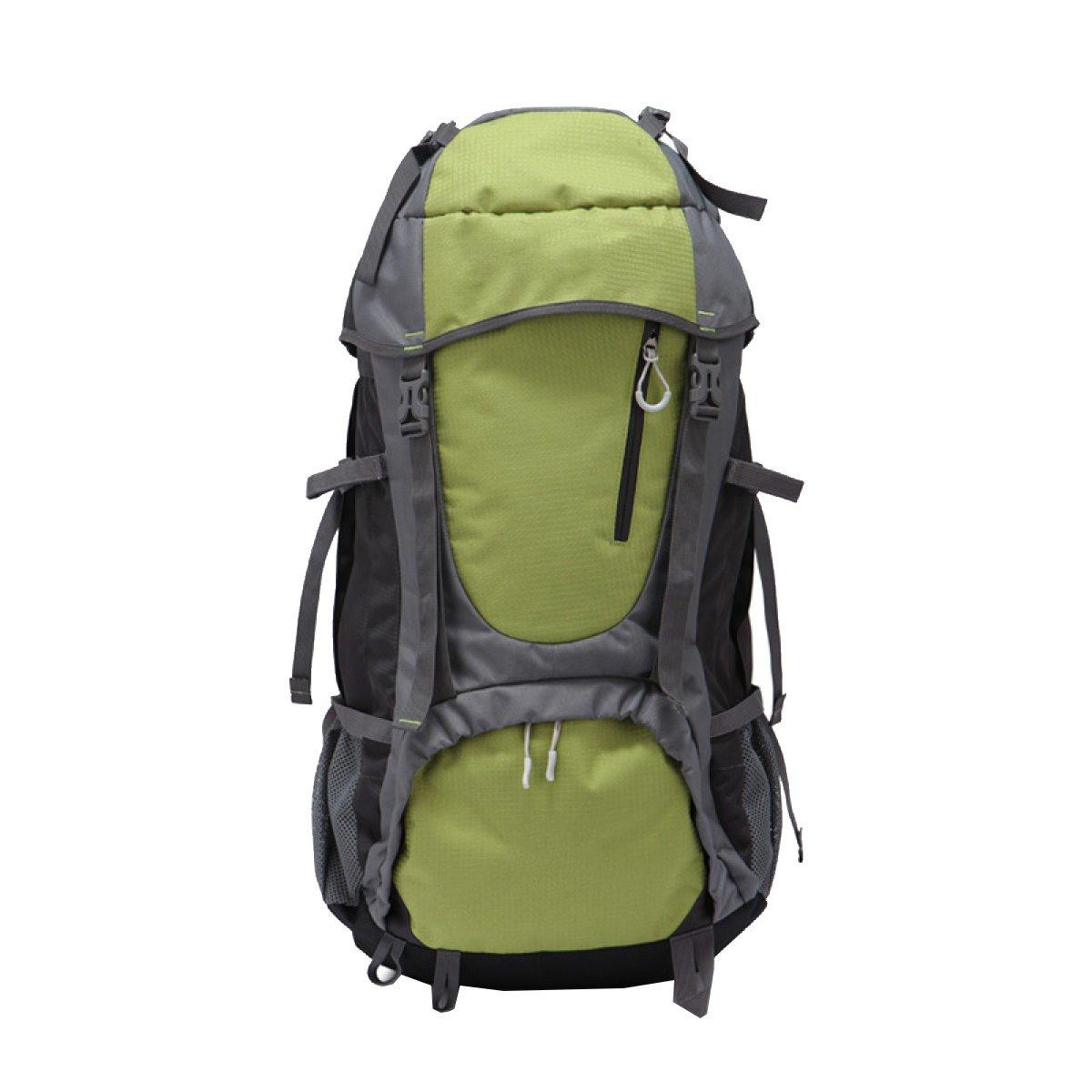 60L Taktischer Militärischer Rucksack Outdoor-Sporttasche Angriff Rucksack Taschen Jagd Camping Wandern Outdoor-Ausrüstung Rucksäcke. Multicolor,Orange-40*23*80cm Yy.f handbags