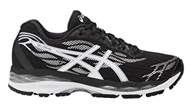 ASICS Gel-Ziruss Shoe - Womens Running Black/White/Silver