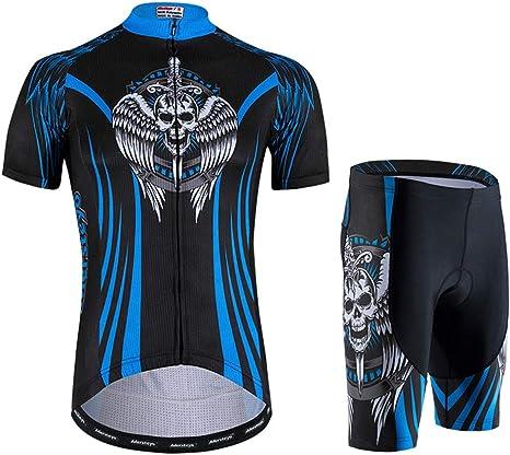 Maillots Ciclismo Ropa Jersey Montaña Equipacion Conjunto Cómodo ...