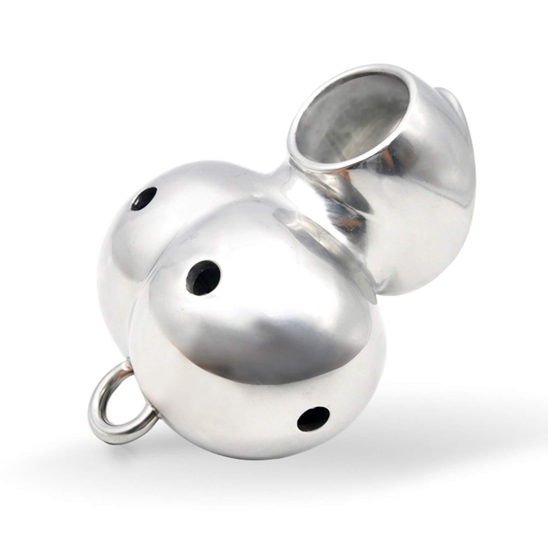 Male PÊnÎs Scrotum Bondage Cōck-RÌngs Stainless Steel Ball Stretcher Testicles RÌng Ballstrecher Metal CōckRÌng Sěx-Tóys for Men
