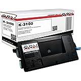 Kompatibler Toner ersetzt Kyocera TK-3100 für FS 2100 / FS-2100D / FS-2100DN / FS-4100DN / FS-4200DN / FS-4300DN, 12500 Seiten schwarz