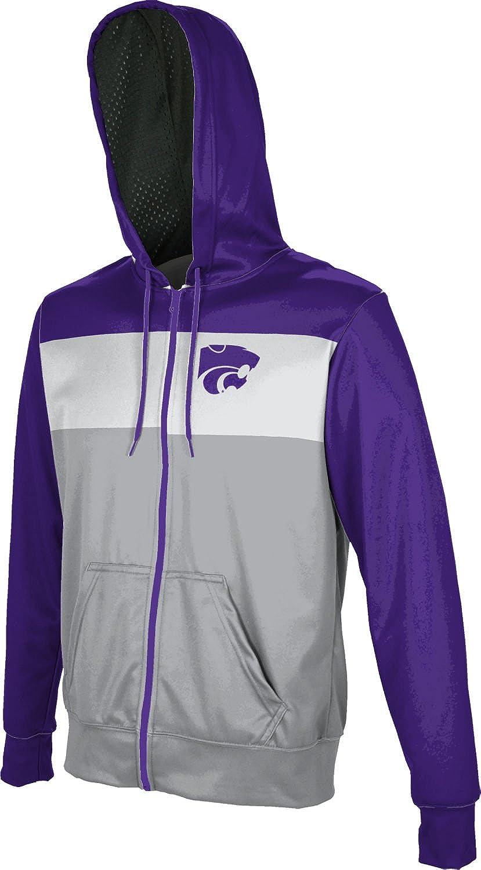 Prime ProSphere Kansas State University Boys Full Zip Hoodie