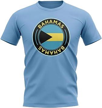 Airosportswear Bahamas - Camiseta de fútbol, Color Azul, Hombre, Color Cielo, tamaño Womens L (Size 14-36