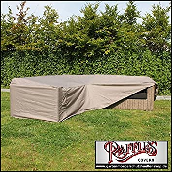 Amazonde Raffles Covers Rhs240170 Right Schutzhülle Lounge Sofa L