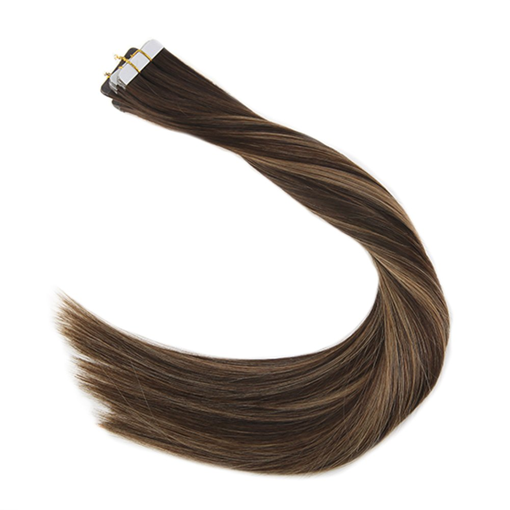 Amazon Vesunny 14inch Skin Weft Tape In Human Hair Extensions