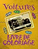 livre de coloriage voitures ? livre de coloriage voitures enfants 4 9 ans ? livre de coloriage voitures a series of coloring books french edition
