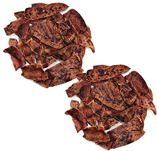 ValueBull USA Sliced Lamb Lung Dog Treats, 9 Pounds by ValueBull
