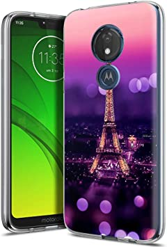 Yoedge Funda Motorola Moto G7 Power, Ultra Slim Cárcasa Silicona ...