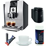 Jura Z6 Automatic Coffee Center w/ Chilled Milk Container & Smart Filter Bundle