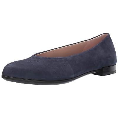 ECCO Women's Shape Pointy Toe Ballet Flat   Flats