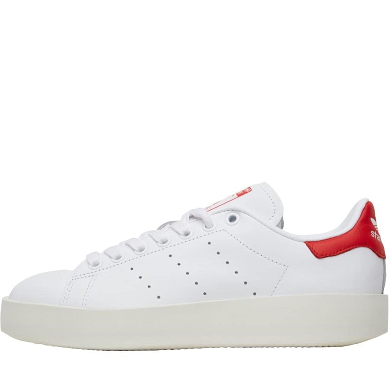 size 40 c8425 7f4fe adidas Originals Stan Smith Bold W, Running White-Running ...