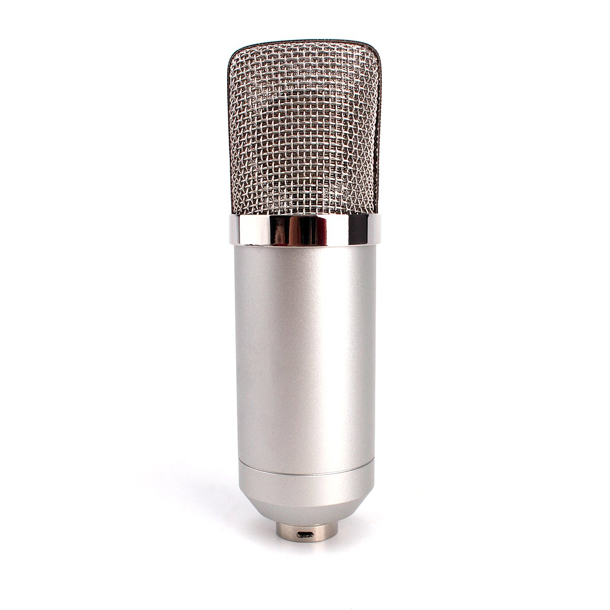 ZRAMO Large Diagram Condenser Mics Recording Microphone Studio Professional mic for Computer PC Use, Best Recording Studio Equipment for Recording (black-800)