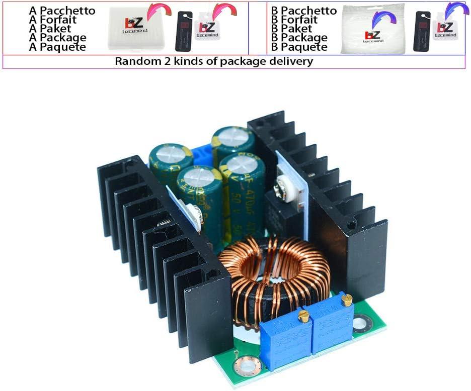 300W XL4016 DC-DC Max 9A Step Down Convertisseur Buck 5-40V /À 1.2-35V Module dalimentation R/églable Driver LED pour Arduino