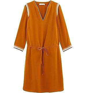 02e8be04be6 Promod Robe Courte évasée  Amazon.fr  Vêtements et accessoires